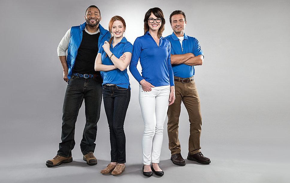 Sears Blue Crew