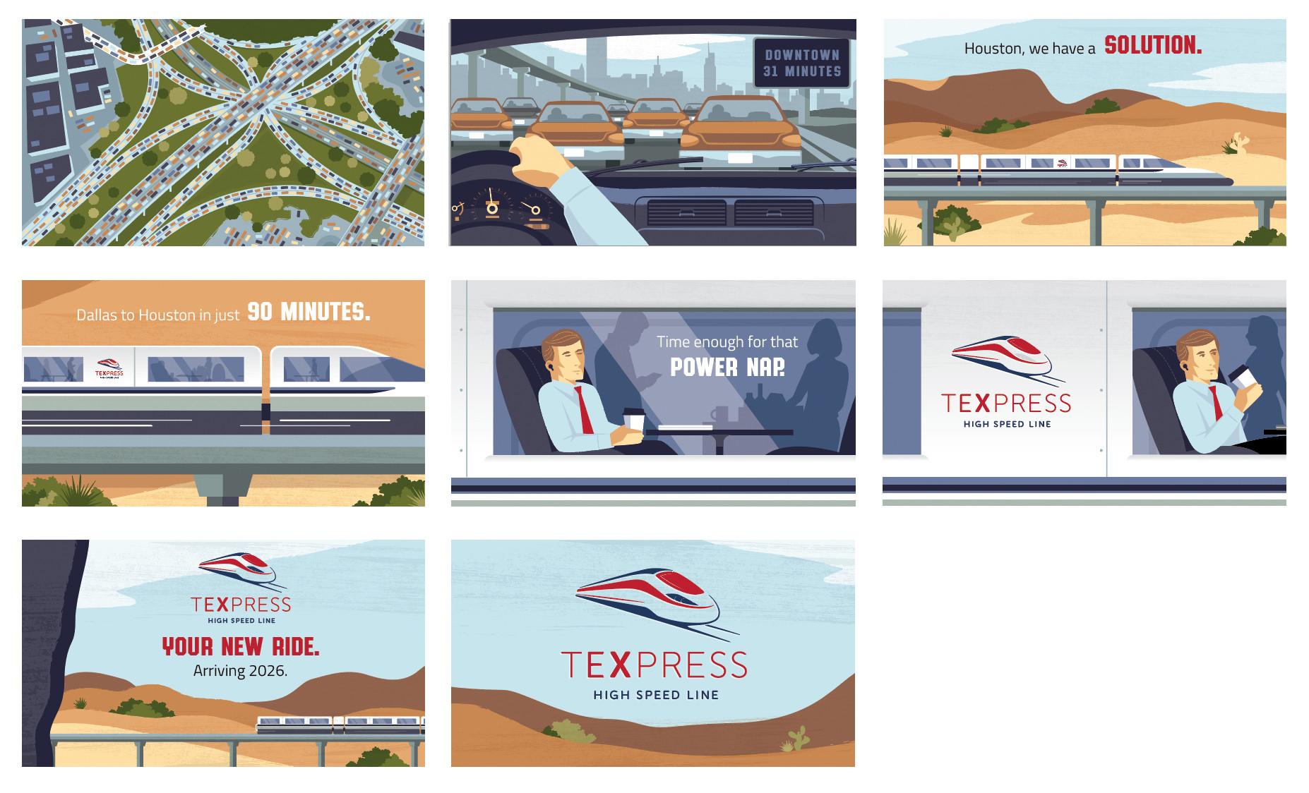 TexPress Storyboards
