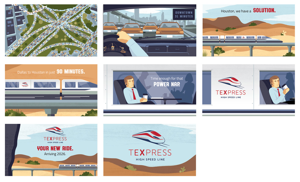 TexPress Storyboards