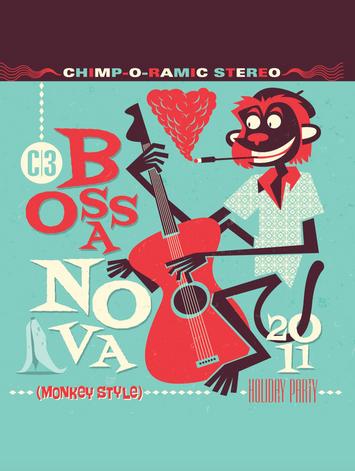 C3 Bossa Nova Holiday Party