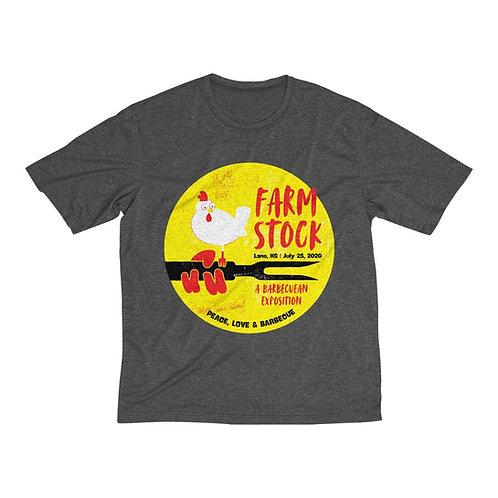 Farmstock 2020 Short-Sleeve Dri-Fit Tee