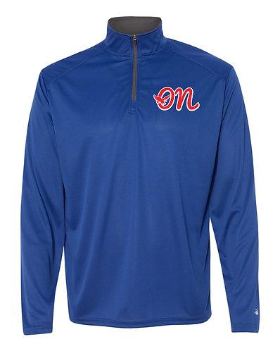 Unisex ON Quarter Zip Pullover