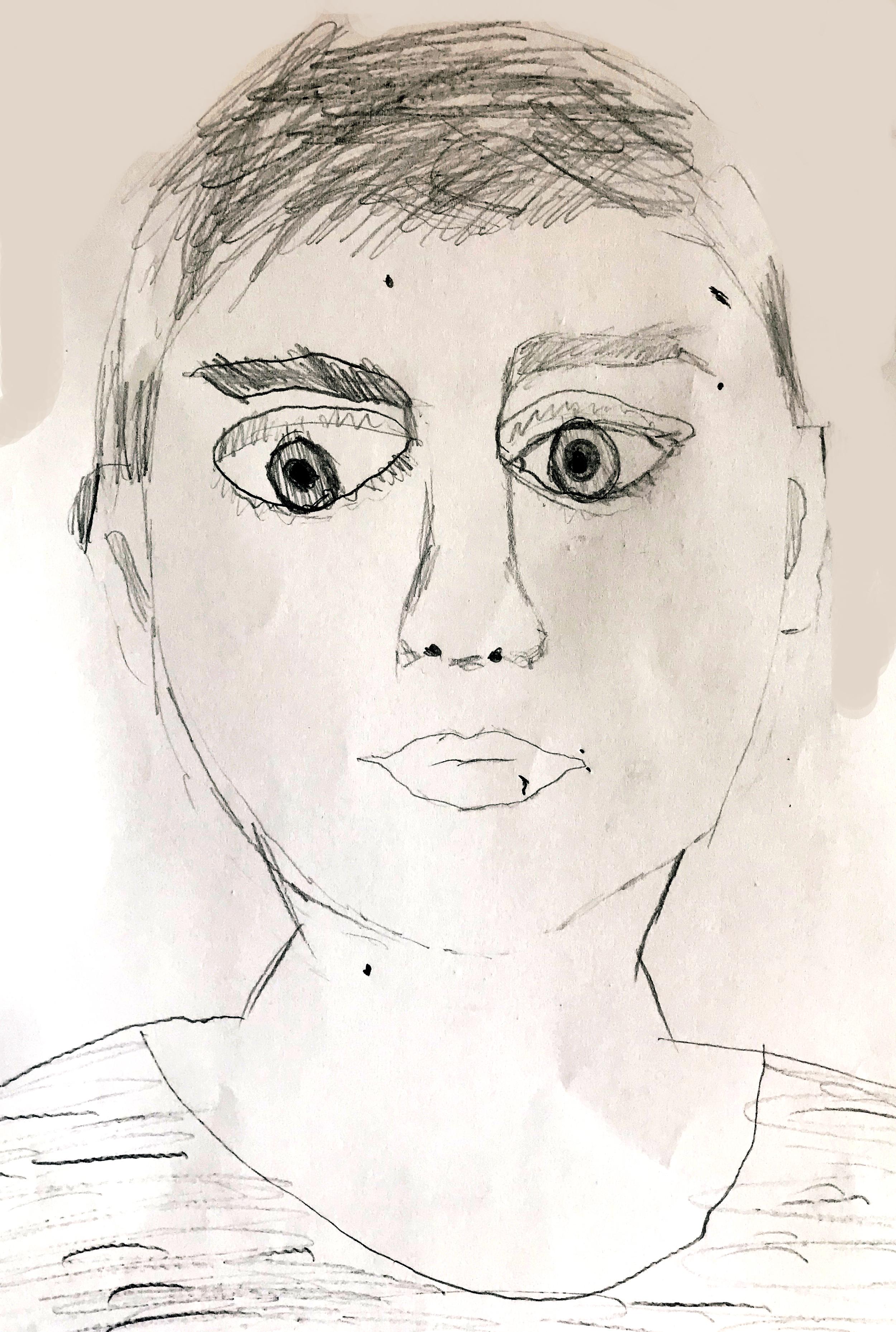 By Freddie, aged 8