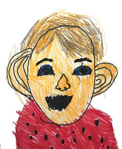 by Raffie, aged 5