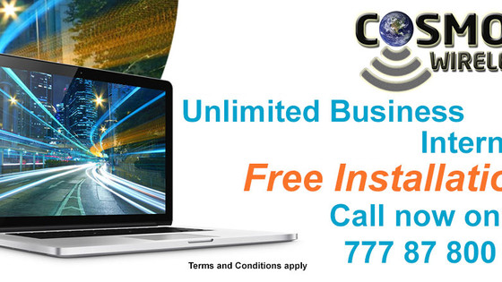 New Unlimited Business Offer