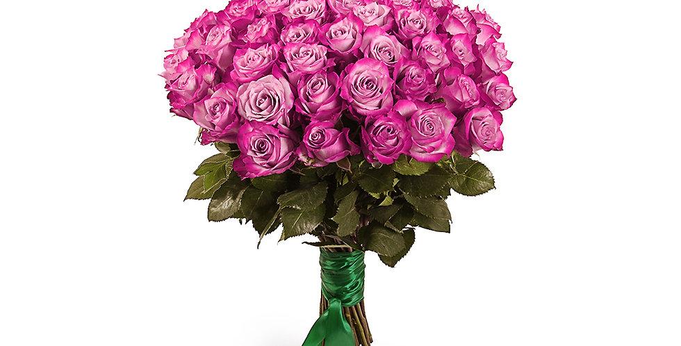 Buquet of 50 roses