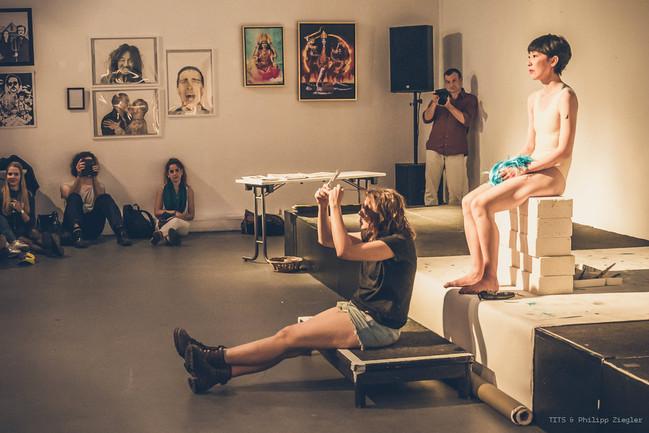 T.I.T.S  performance mit Joao, Marlon &