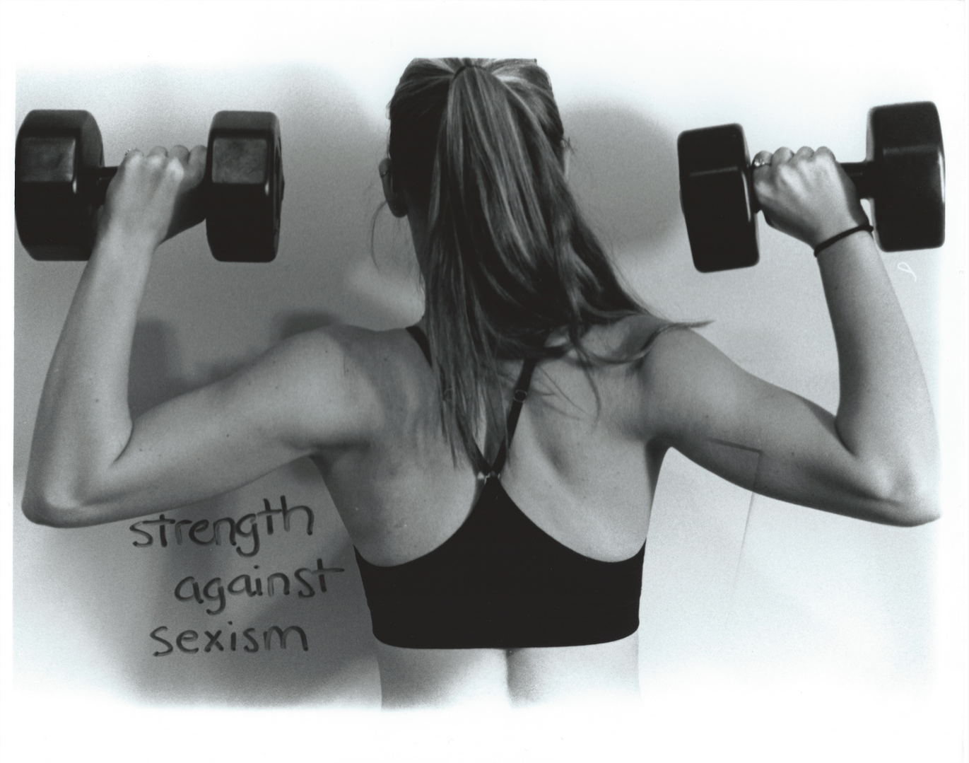 Strength against sexism