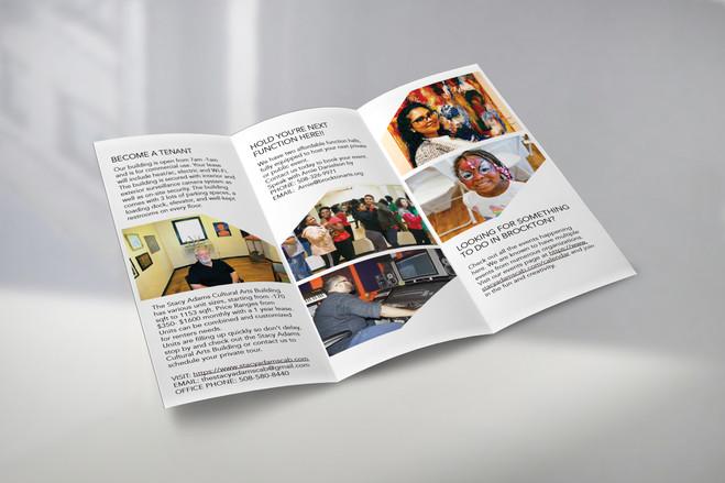SACAB Trifold Brochure