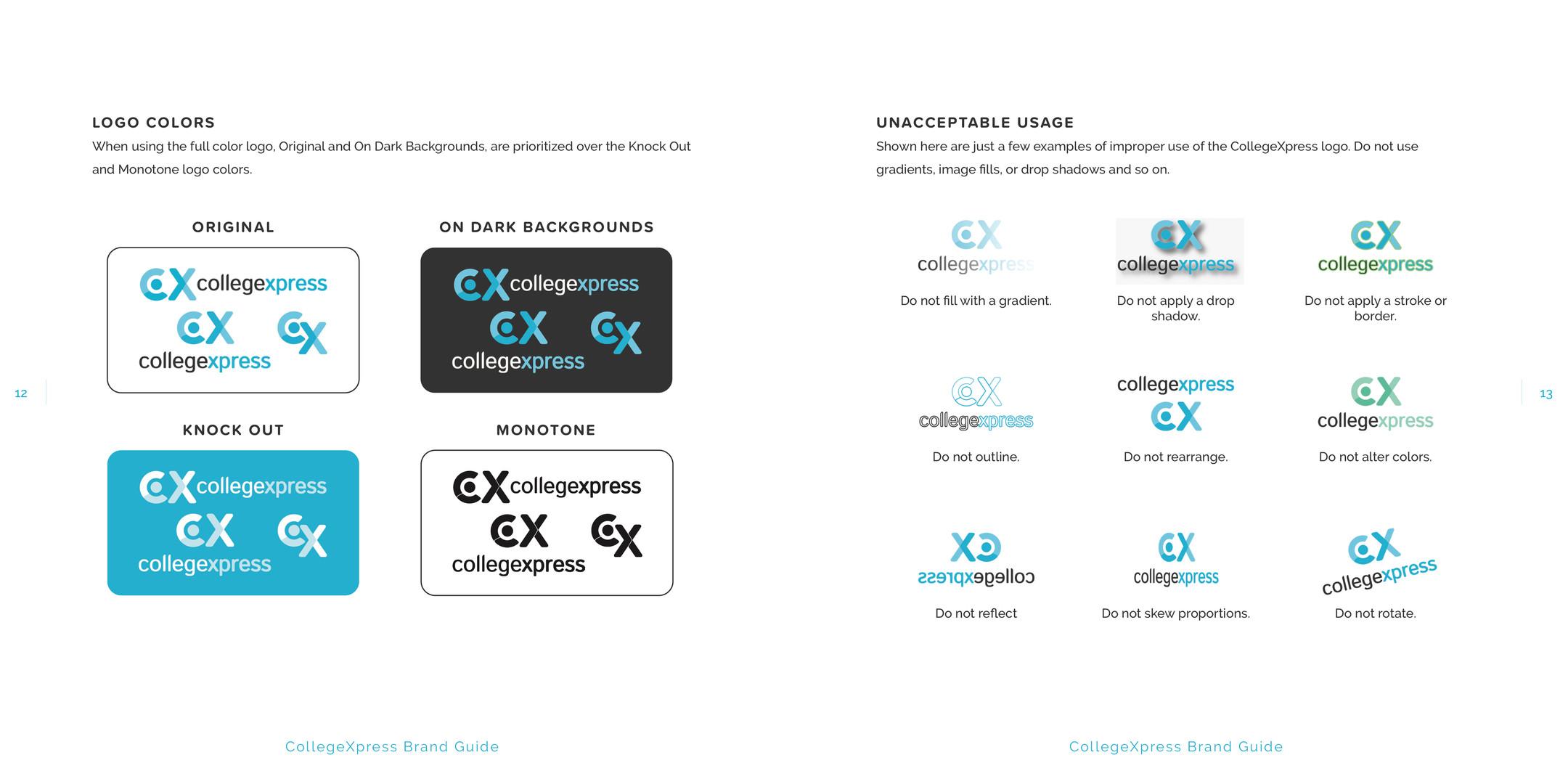 CX Brand Guide Page7