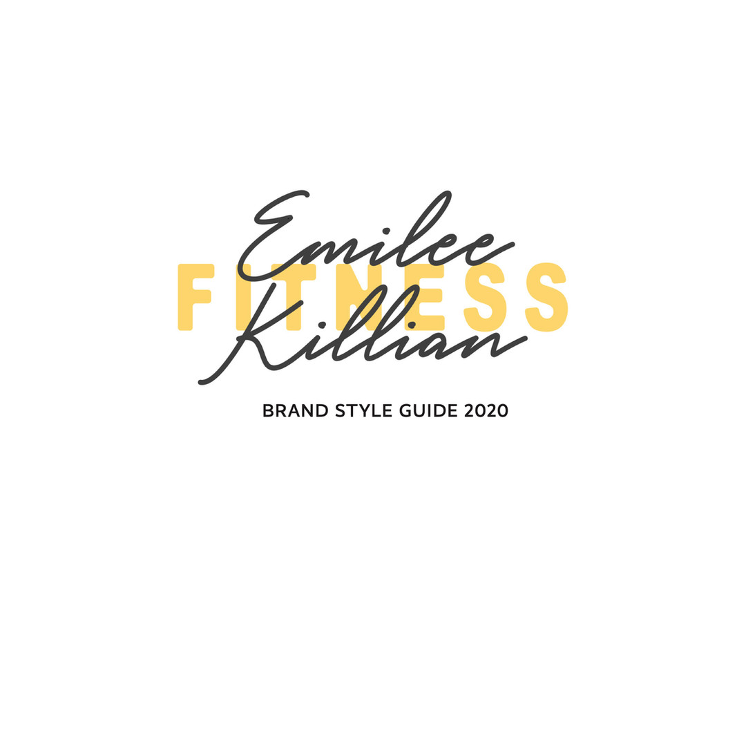 Emilee Killian Fitness Brand