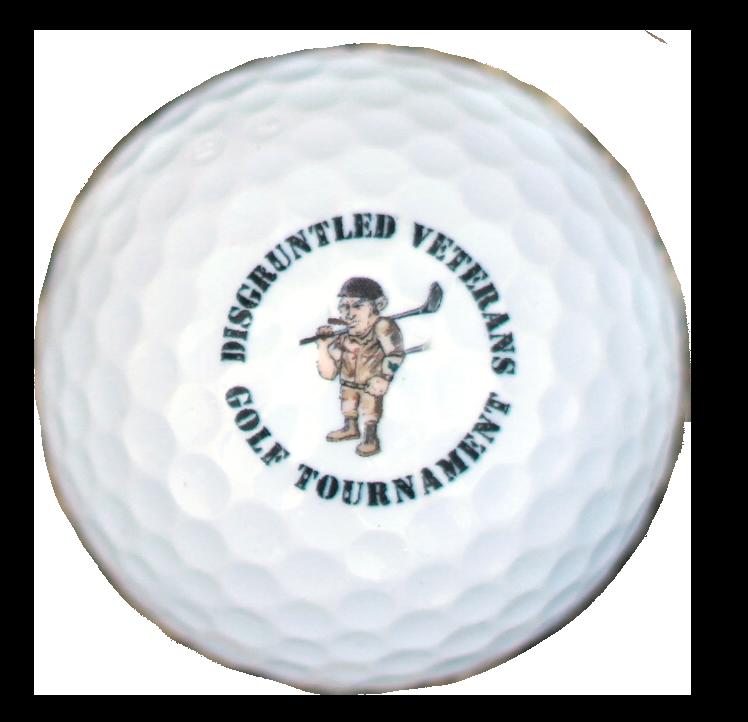 DVGT Golf Ball