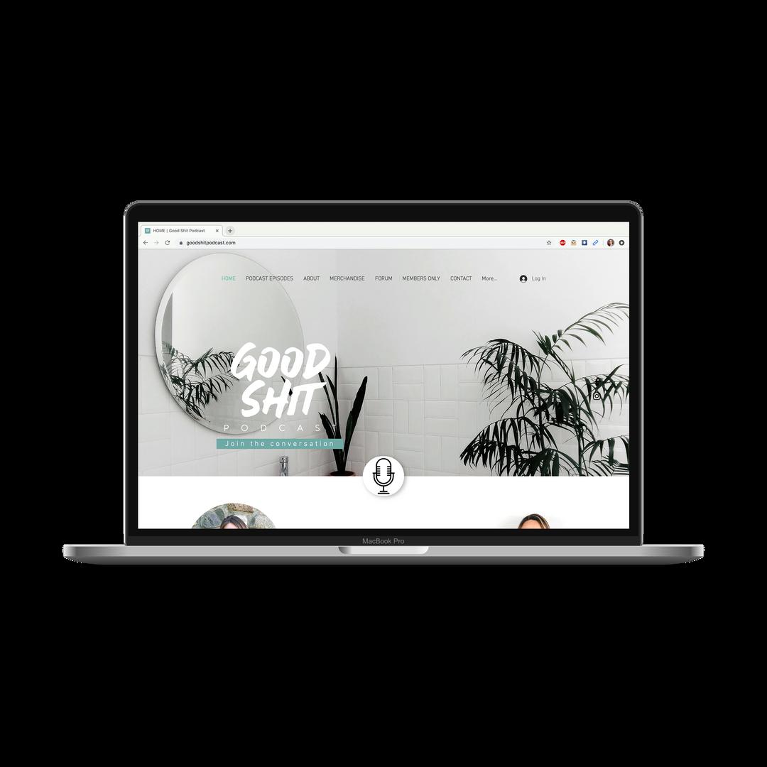 Mockup Website