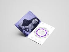 Archetype Booklet Spread - Purple