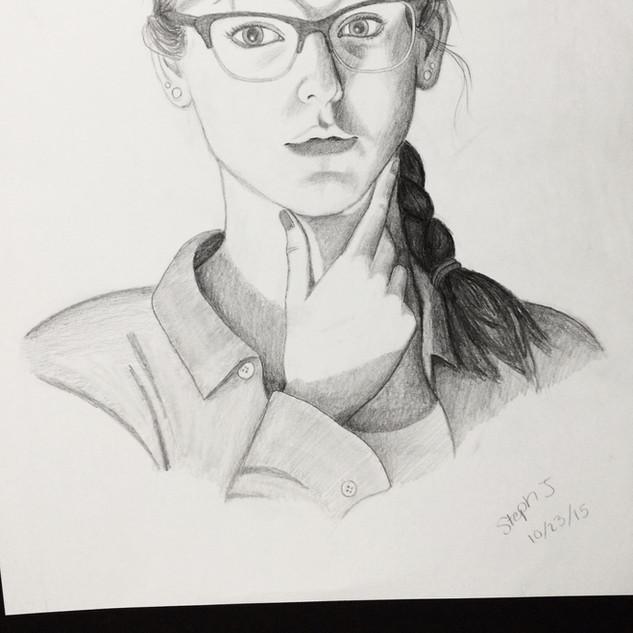 Seventh Portrait