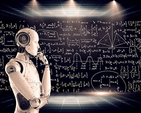 Machine Learning, intelligence, optimization of algorithms, predictive results