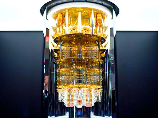 Explosive! combination of Quantum Computers and Artificial Intelligence