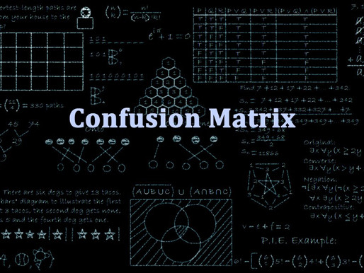 Confused About Confusion Matrix