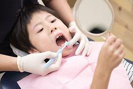 しっかり予防 小児歯科 歯科 歯医者 二和 三咲 船橋 林歯科