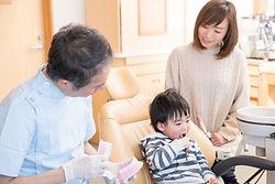 林歯科 家族 子供 予防