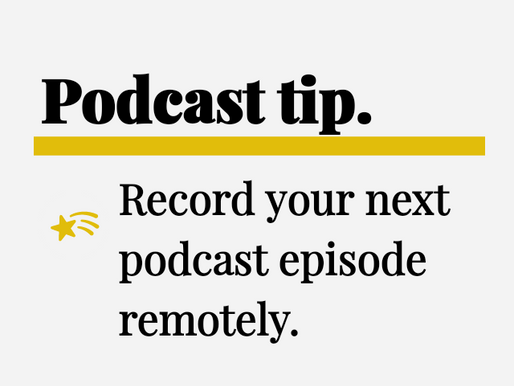 Interview Your Next Guest Remotely