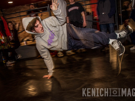 Resurgence 2 Breakdance 1v1 Battle