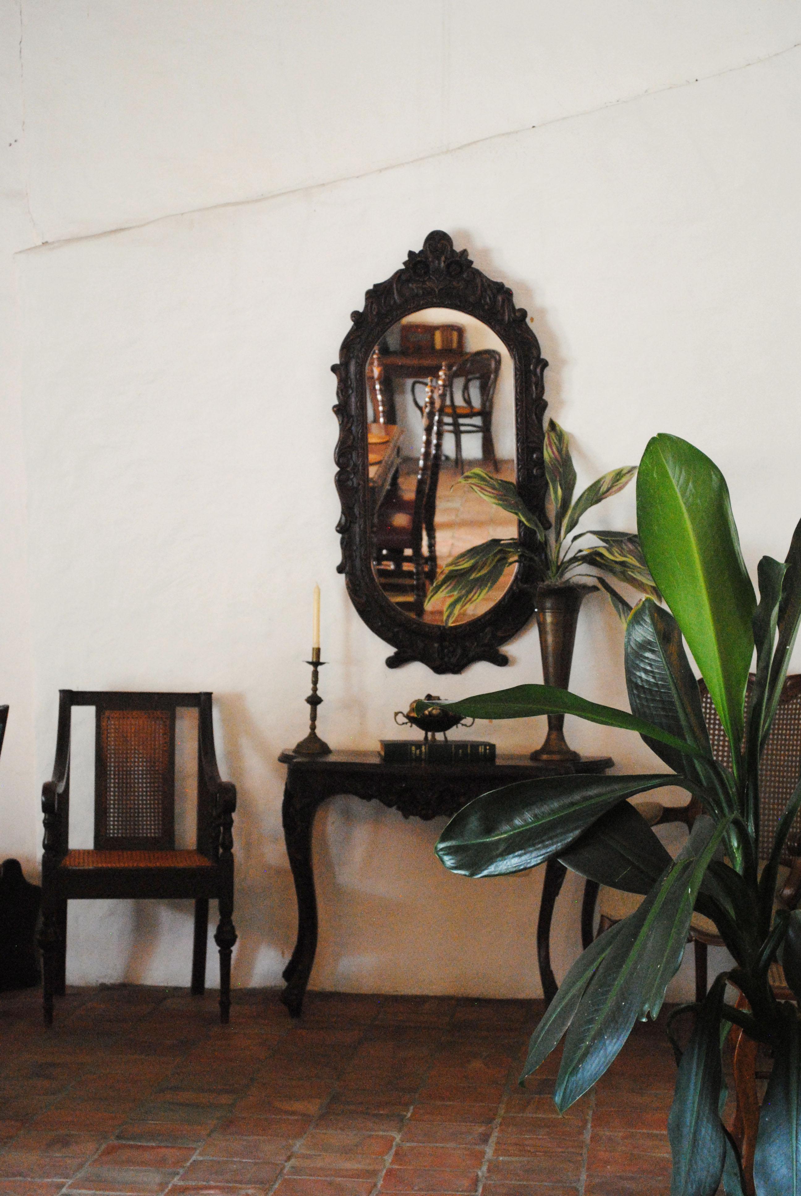 Detalle Casa en Barichara