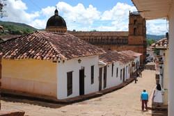 Calles de Barichara