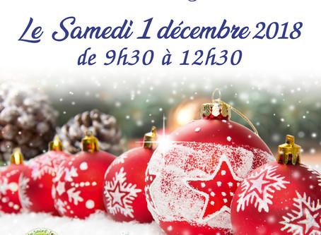Le marché de Noël de Saint Joseph