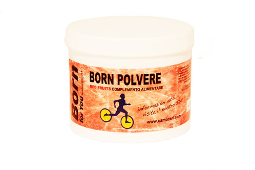 Polvere Red Fruits 400gr