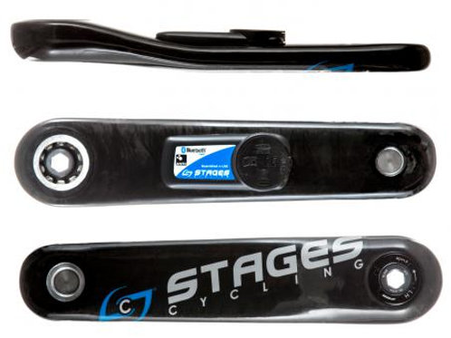 Stages Power Carbon for SRAM GXP Road