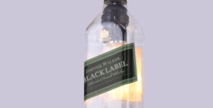 Johnnie Walker Black Label Pendant light