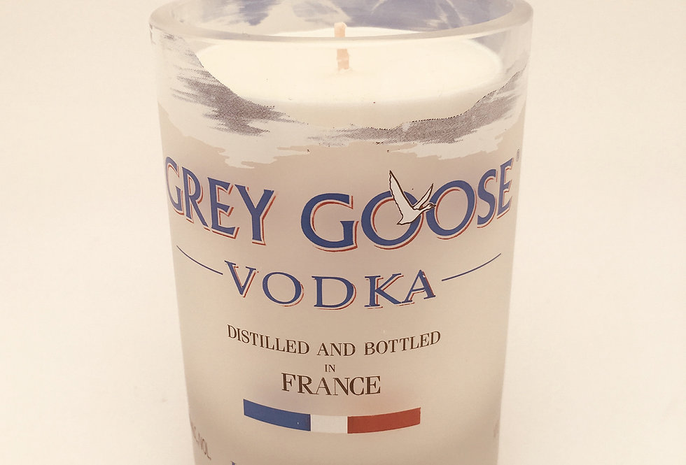 Grey Goose  Soy Wax Candle