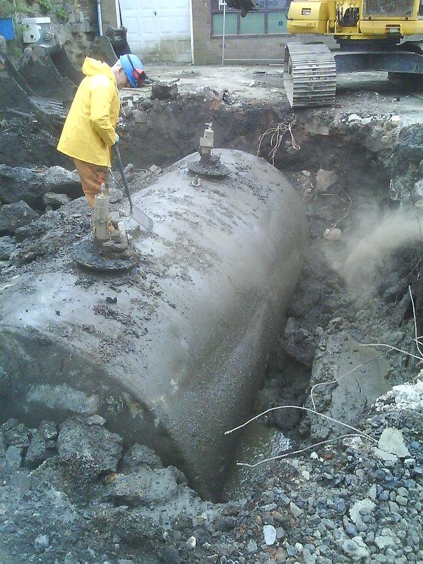 Leaking Underground Storage Tank