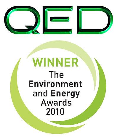 QED Award Seal
