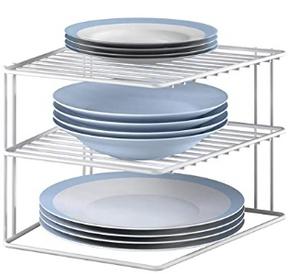 Etagère d'angle pour rangement cuisine - Blog décoration