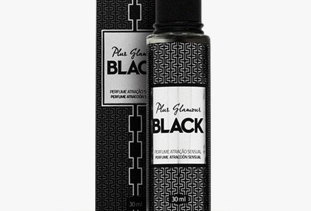 Perfume Plus Glamour Black Masculino