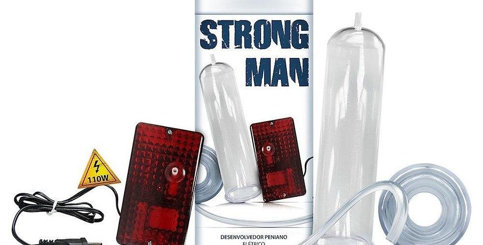 Bomba peniana Strong Man Elétrica