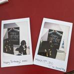 Birthday Polaroid Keepsake