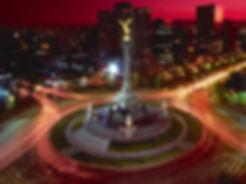 Monumento El Angel de la Independencia.j