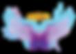 Logo, Foro Internacional de Angeologia