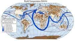 Ocean-Shipping-Lanes