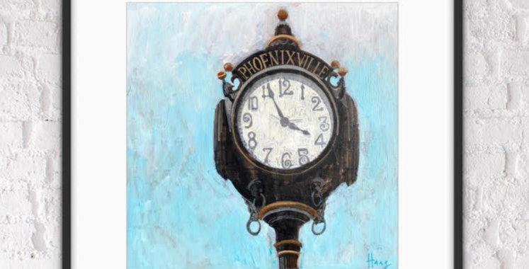 Phoenixville Clock