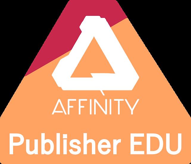 AFFINITY PUBLISHER EDU SPECIAL
