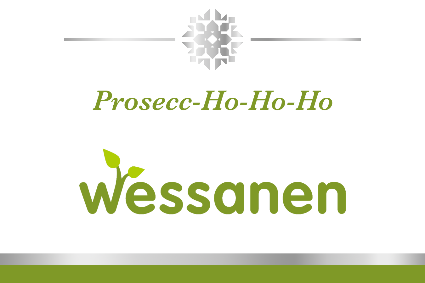 Wessanen Branded Champagne Label