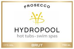 Hydropool white