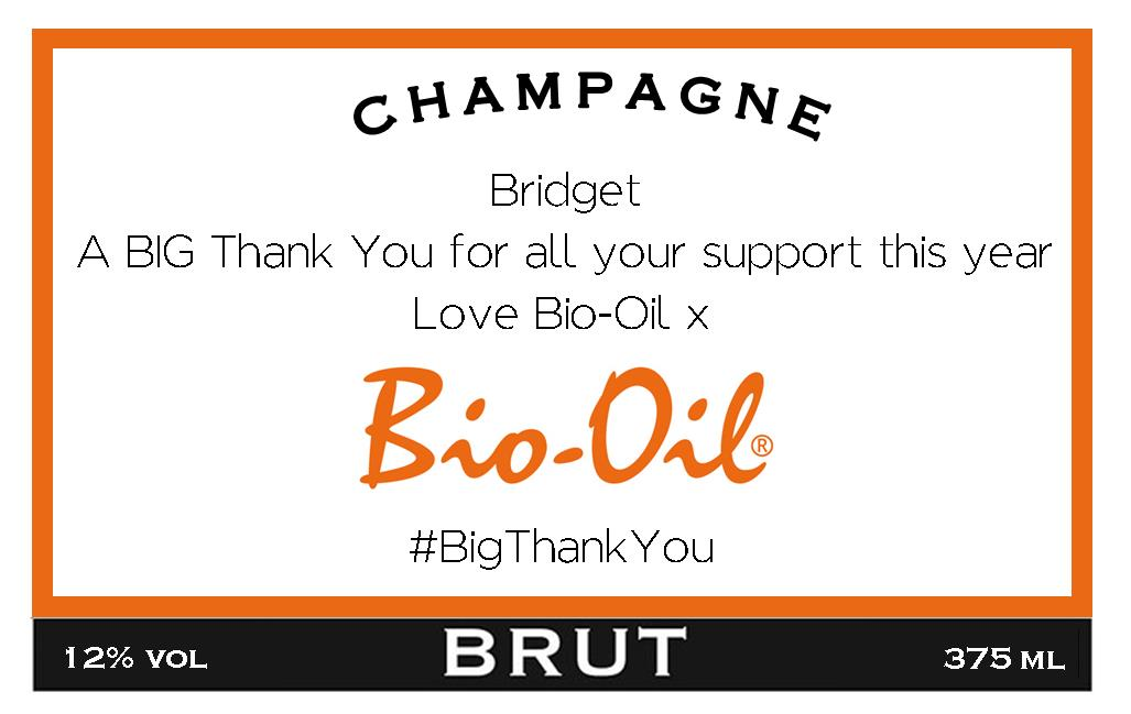 Bio Oil Media Launch Champagne