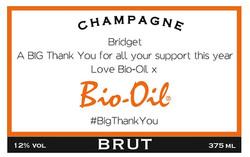 Bio Oil Media Launch Champagne
