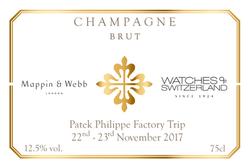 Watches of Switzerland Champagne
