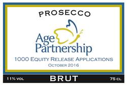 Age Partnership Branded Prosecco
